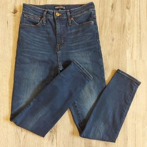 J.Crew Mercantile High Rise Skinny Jeans Size 27